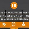 What You Have to Know About Assignment Help Australia