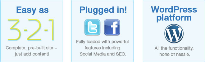 Get plugged in with social media and SEO.