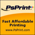 Fas Affordable Printing from PsPrint.com