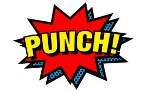 Punch Marketing Logo