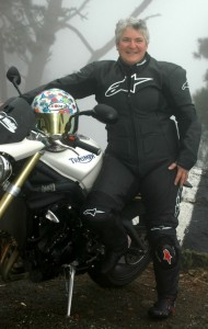 Dive N Ride Adventures Owner Lisa Malachowsky