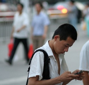 Use a smartphone to grow your business.