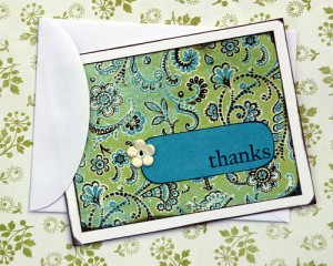 How do you show clients and colleagues gratitude?