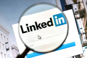 Does your company have a LinkedIn business page?